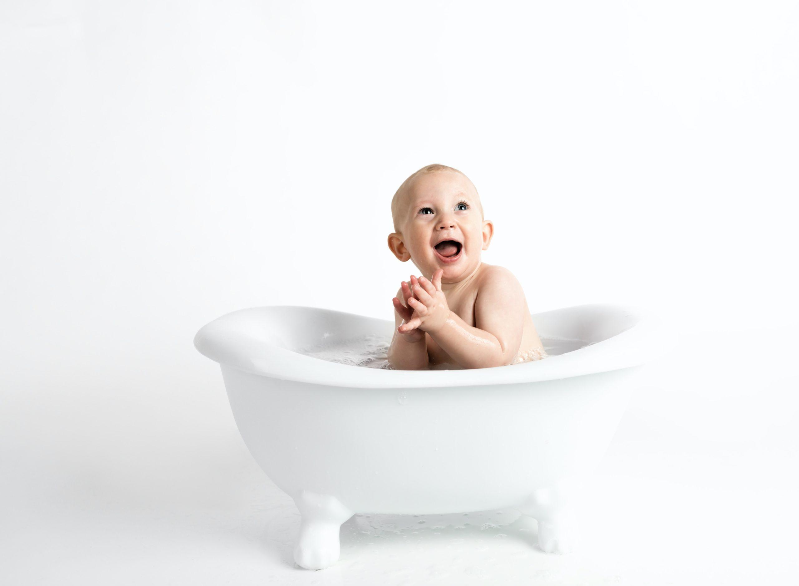もうお風呂イヤイヤに悩まない!我が家のお風呂拒否解消法!